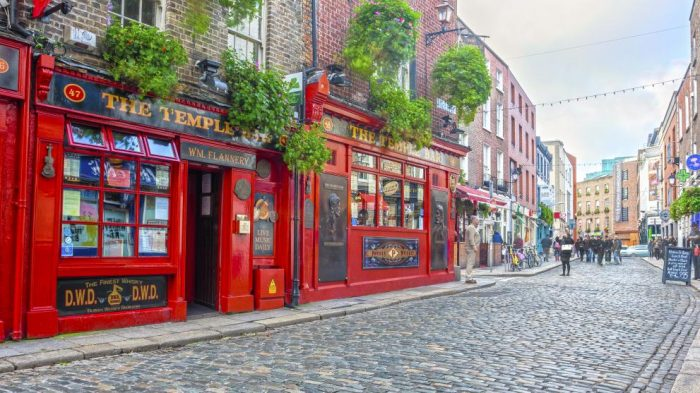 Création de sociétés en Irlande